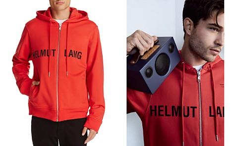 Helmut Lang Campaign Panel Zip Hooded Sweatshirt - Bloomingdale's_2