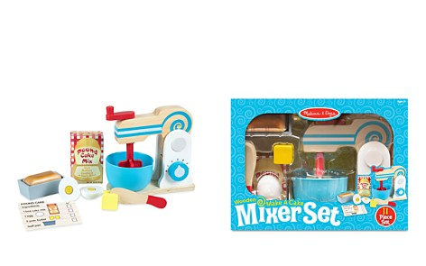 Melissa & Doug Wooden Make-a-Cake Toy Mixer Set - Ages 3+ - Bloomingdale's_2
