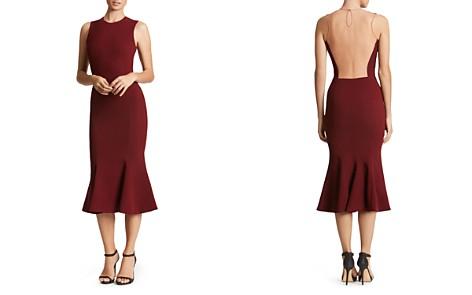 Dress the Population Robin Sheer-Back Dress - Bloomingdale's_2