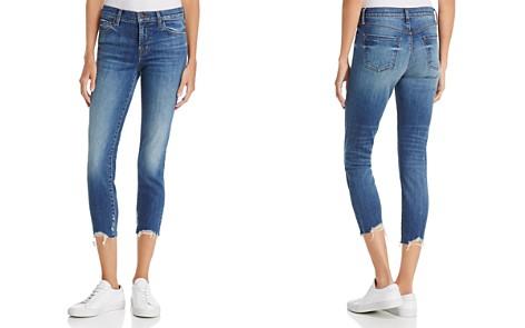 J Brand 835 Cropped Skinny Jeans in Revoke - 100% Exclusive - Bloomingdale's_2