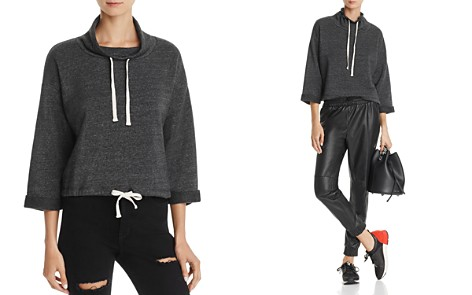 ALTERNATIVE Funnel Neck Sweatshirt - Bloomingdale's_2