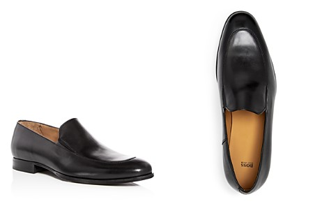 Hugo Boss Men's Hannover Leather Apron Toe Loafers - Bloomingdale's_2