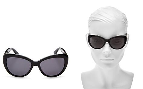 kate spade new york Women's Emmalyn Polarized Cat Eye Sunglasses, 54mm - Bloomingdale's_2
