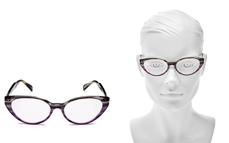 Corinne Mccormack Diana Cat Eye Readers, 53mm - Bloomingdale's_2
