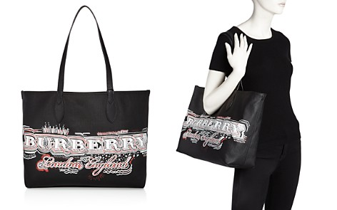 Burberry London Doodle Tote - Bloomingdale's_2