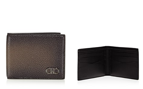Salvatore Ferragamo Firenze Glow Pebbled Leather Wallet - Bloomingdale's_2