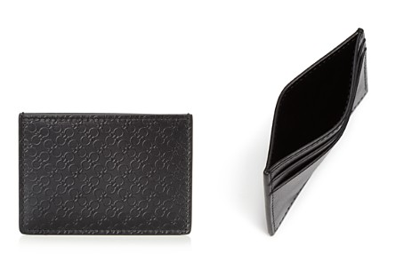 Business card holder bloomingdales salvatore ferragamo mini gancini embossed card case bloomingdales2 colourmoves