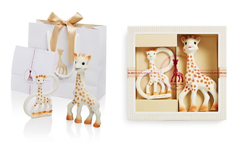 Sophie la Girafe Sophisticated Set with Sophie la Girafe & So Pure Teether - Ages 0+ - Bloomingdale's_2