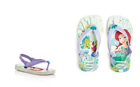 havaianas Girls' Disney Princess Slingback Flip-Flops - Baby, Walker - Bloomingdale's_2