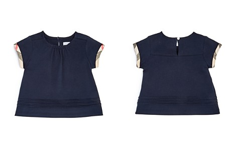 Burberry Girls' Gisselle Pleated Tee - Baby - Bloomingdale's_2