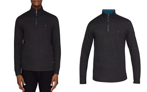 Ted Baker Dotkot Half Zip Sweater - Bloomingdale's_2