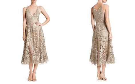 Dress the Population Blair Sequin Lace Dress - Bloomingdale's_2