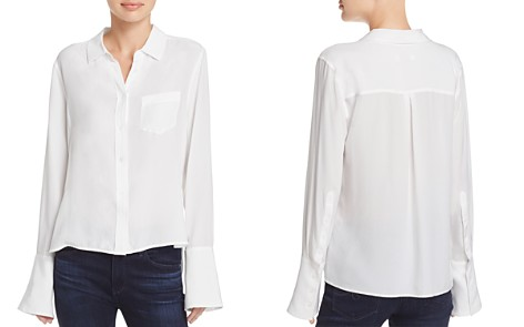 Equipment Huntley Silk Shirt - Bloomingdale's_2