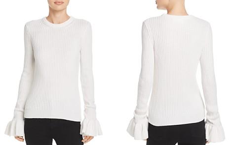 Derek Lam 10 Crosby Ruffle-Cuff Sweater - Bloomingdale's_2