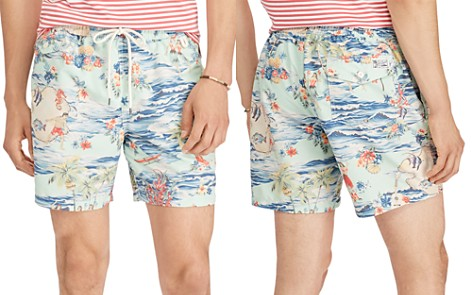Polo Ralph Lauren Traveler Luau Swim Trunks - Bloomingdale's_2