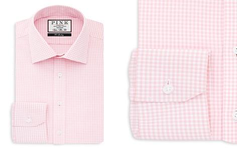 Thomas Pink Greenwood Check Super Slim Fit Dress Shirt - Bloomingdale's Slim Fit_2
