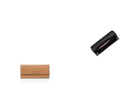 MICHAEL Michael Kors Leather Flat Wallet - Bloomingdale's_2