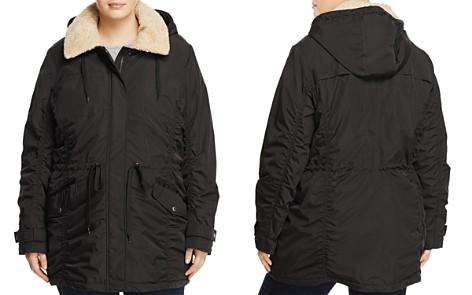 Marc New York Plus Nandie Sherpa Collar Parka - Bloomingdale's_2