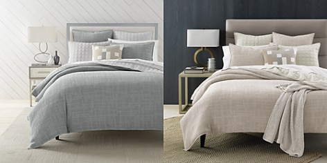 Oake Waffle Plaid Bedding Collection - 100% Exclusive - Bloomingdale's_2