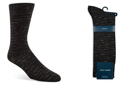 Cole Haan Heathered Knit Socks - Bloomingdale's_2