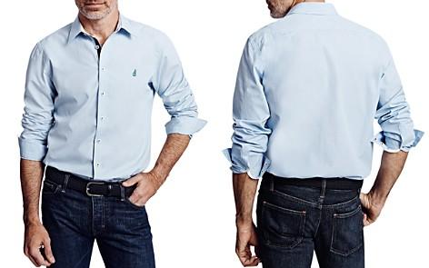 Thomas Pink Lowe Plain Button-Down Shirt - Bloomingdale's Classic Fit_2