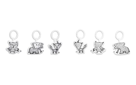 DockATot Hanging Elephant, Owl & Fox Toy Set - Bloomingdale's_2