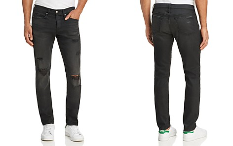 Frame L'Homme Slim Fit Jeans in Flintwood - Bloomingdale's_2