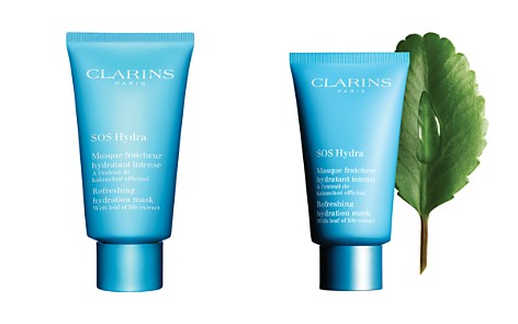 Clarins SOS Hydra Refreshing Hydration Mask - Bloomingdale's_2