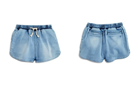 DL1961 Girls' Chambray Shorts - Little Kid - Bloomingdale's_2