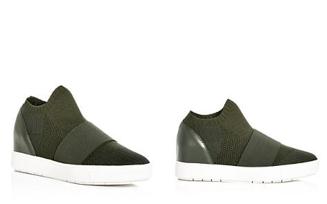 AQUA Women's Foxy Slip-On Sneakers - 100% Exclusive - Bloomingdale's_2