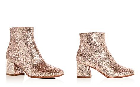 Ash Women's Electra Glitter Block Heel Booties - Bloomingdale's_2