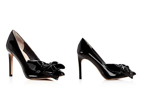 Avec Les Filles Women's Charlotte Patent Leather High Heel Pumps - Bloomingdale's_2