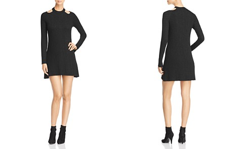 Michael Stars Cutout Mini Dress - Bloomingdale's_2