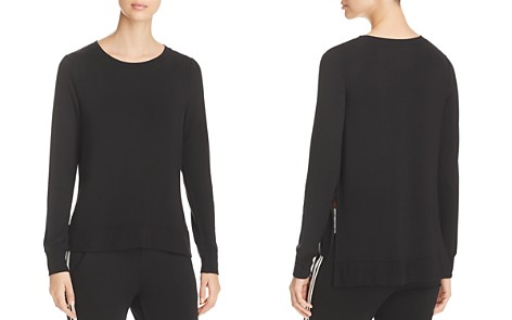 Marc New York Performance Sweatshirt Style High/Low Tee - Bloomingdale's_2
