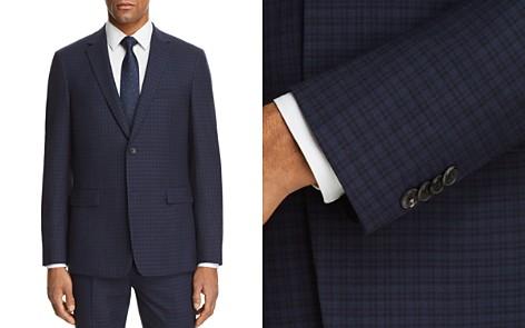 Theory Wellar Plaid Slim Fit Suit Jacket - Bloomingdale's_2