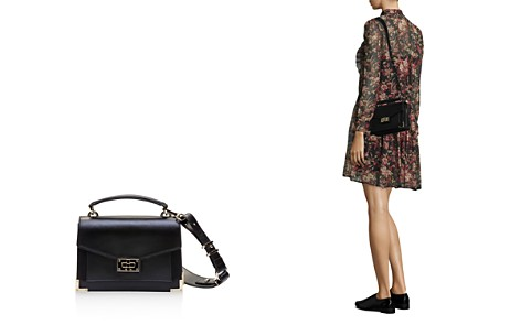 The Kooples Emily Small Leather Satchel - Bloomingdale's_2