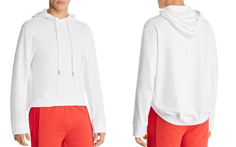 Helmut Lang Drape Back Hooded Sweatshirt - Bloomingdale's_2