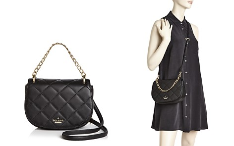 kate spade new york Rita Quilted Leather Crossbody - Bloomingdale's_2
