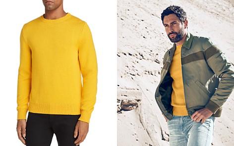 A.P.C. Lagoon Crewneck Sweater - Bloomingdale's_2