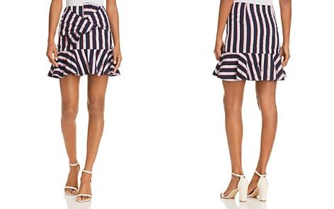WAYF Sanders Striped Bow Skirt - 100% Exclusive - Bloomingdale's_2