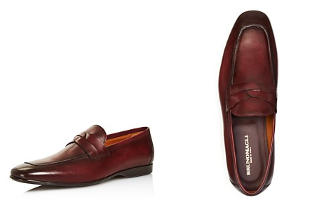 Bruno Magli Men's Motto Leather Loafers - 100% Exclusive - Bloomingdale's_2