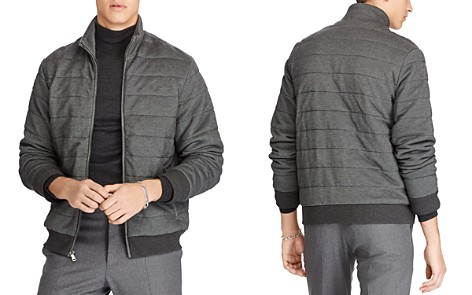 Polo Ralph Lauren Quilted Mock Neck Jacket - Bloomingdale's_2