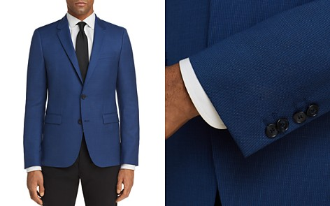 HUGO Astian Slim Fit Nailshead Suit Separates Jacket - Bloomingdale's_2