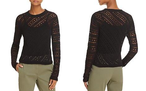 Theory Crochet Sweater - Bloomingdale's_2