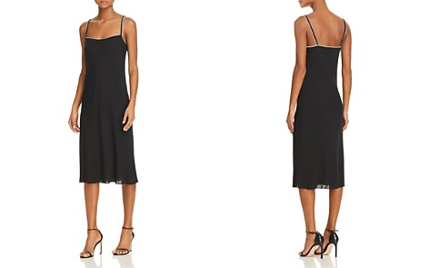 Theory Silk Slip Dress - Bloomingdale's_2