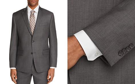 Michael Kors Sharkskin Classic Fit Suit Jacket - 100% Exclusive - Bloomingdale's_2