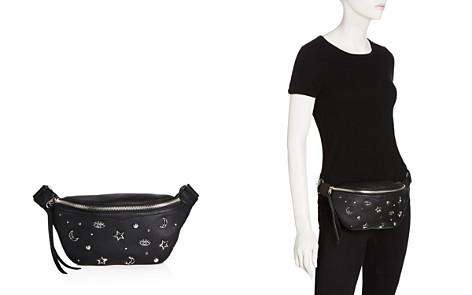 Rebecca Minkoff Bree Charm-Embellished Leather Belt Bag - 100% Exclusive - Bloomingdale's_2