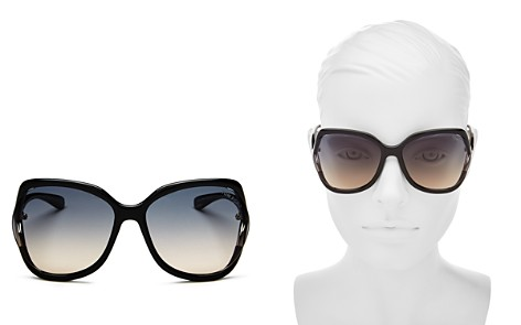 Tom Ford Anouk Oversized Square Sunglasses, 60mm - Bloomingdale's_2