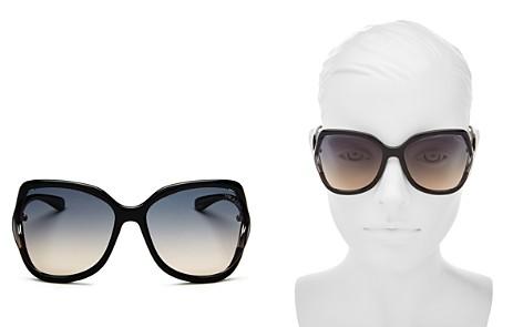 Tom Ford Women's Anouk Oversized Square Sunglasses, 60mm - Bloomingdale's_2