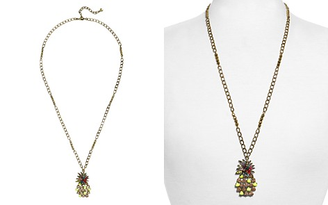"BAUBLEBAR Pineapple Pendant Necklace, 33"" - Bloomingdale's_2"